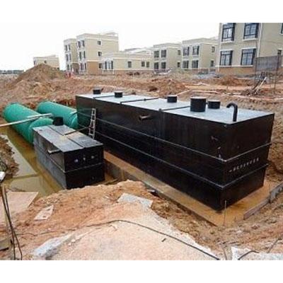 山東地埋式一體化污水處理設備